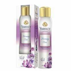 Yardley Morning Dew EDT Body Spray