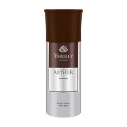 Yardley London Arthur Deodorant Spray For Men