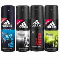 Adidas Ice Dive, Dynamic Pulse, Team Force, Pure Game Pack Of 4 Deodorants