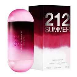 Carolina Herrera 212 Summer EDT Perfume Spray