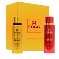 Fogg Scent The Commander And The Chief Exclusive Collection Gift Set