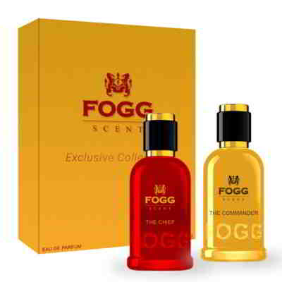 Fogg Scent The Commander And The Chief Gift Set For Men