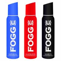 Fogg Marco, Napoleon, Imperial Pack of 3 Deodorants