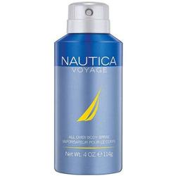Nautica Voyage Deodorant Spray For Men