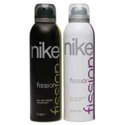NIKE Fission Combo Of 2 Deodorants