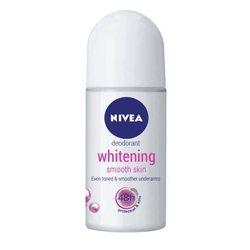 Nivea Whitening Smooth Skin Anti Perspirant Roll On Deodorant