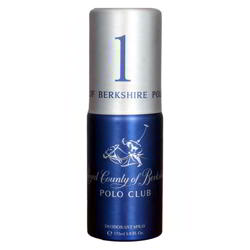 Royal County Of Berkshire Polo Club No 1 Deodorant Spray For Men