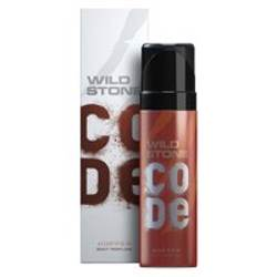 Wild Stone Code Copper Body Perfume Spray For Men