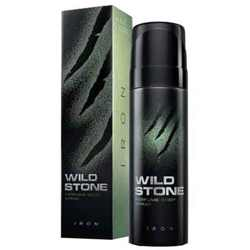 Wild Stone Iron No Gas Deodorant For Men